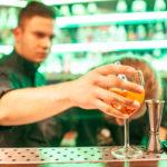 The Stage - drinki w barze